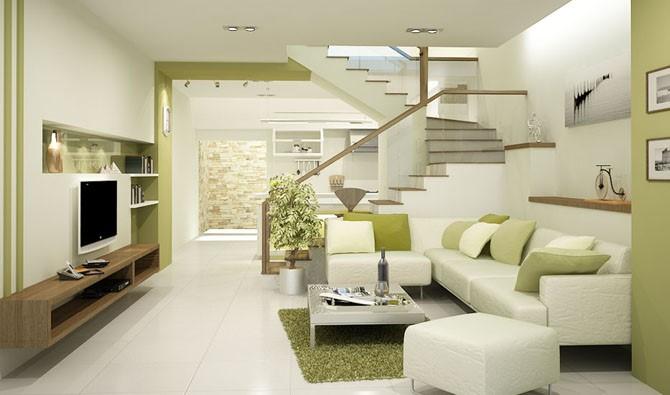 Sơn Dulux màu trắng - Cách chọn màu sơn đẹp cho ngôi nhà của bạn
